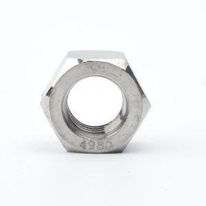 Alliage de gr gr-660660286 1.4980 l'écrou hexagonal