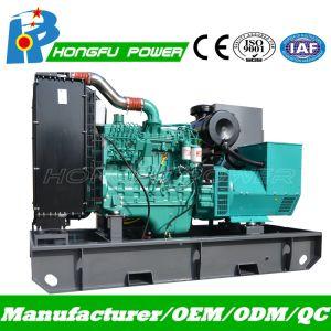 Энергопотребление в режиме ожидания 125 ква дизельный генератор с двигателем Cummins 6BTA5.9-G2