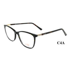 Hete Kwaliteit Dame Acetate Eyewear Optic Eyeglasses Frame