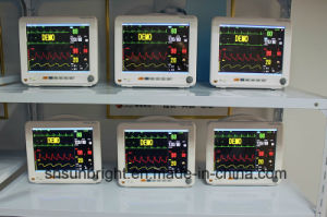 Certificate Approved 6 of parameter 12,1  screen ICU monitor patient monitor