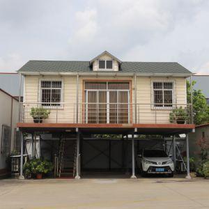 Instalación sencilla de lujo China impermeables y resistentes al fuego prefabricados casa/ Contenedor prefabricado Casa / Casa modular