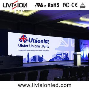Affichage LED P3.9 de haute qualité pour l'intérieur de l'écran d'événements