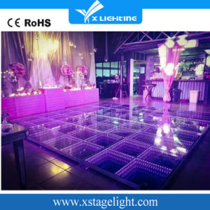 Video professionale Dance Floor di colore completo 3D LED
