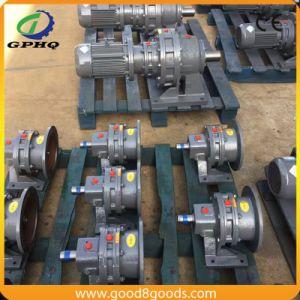 Tipo installato verticale motore delle doppie asce della flangia di XL di riduttore
