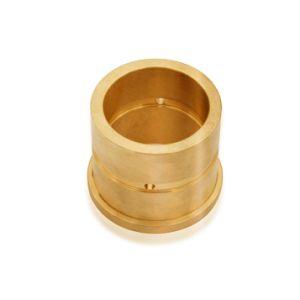 Usinage de précision CNC la bague en bronze