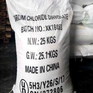 Joyiengの化学薬品からの高い純度のバリウムの塩化物の二水化物は限定した