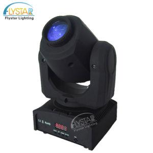1PCS 30W DMX小型LEDの点の移動ヘッド段階ライト