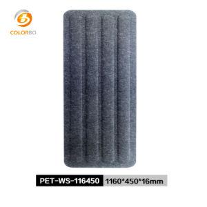 Polyester-Faser-Umweltschutz-Büro-Schreibtisch-Bildschirm 100%
