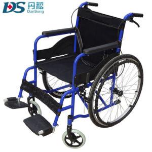 Mejor precio más barato el Manual de peso ligero para discapacitados en silla de ruedas plegable