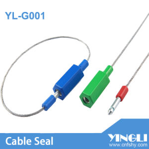 De Verbinding van de Kabel van de veiligheid voor Container en Vrachtwagen (yl-G001)