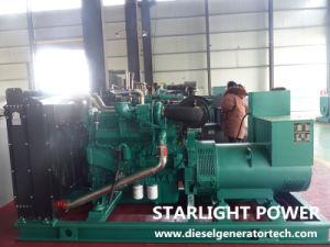 165kw generatore elettrico diesel raffreddato ad acqua di Yuchai di 3 fasi con l'alternatore originale di Stamford