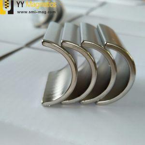 産業ネオジムモーターのための常置アークの磁石
