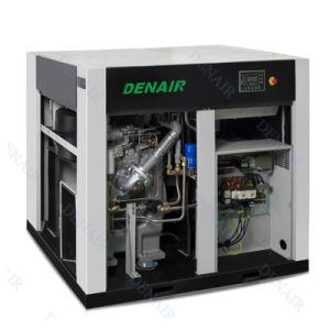 De meertrappige Compressor van de Lucht van de Olie van de Schroef van de Lucht van de Compressie Droge Vrije van Staaf 10