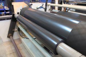 回転式の工場価格の多フィルムの吹く機械は停止する
