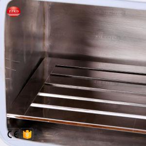 Tipo de mesa pequeno forno de secagem de Laboratório de Vácuo
