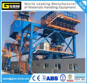 35La GAC Mobile Port d'équipement de manutention des cargaisons sèches de la trémie