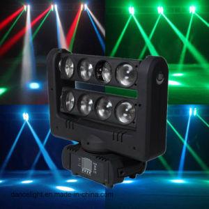 8つの目LEDの段階ライトのための移動ヘッドビームライト