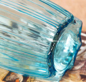 ホーム装飾のガラスつぼの芸術およびクラフトの花のびん