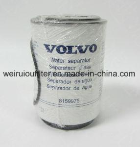 Volvoは水分離のフィルター素子のディーゼル発電機フィルター8159975に油をさす