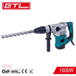 Power Tool Ferramenta Mão 1600W 40mm furadeira de impacto rotativo com preços favoráveis (HD062)