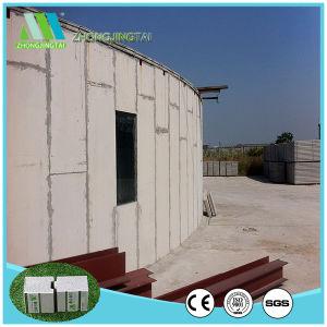 SGS/TUV-son Standard/thermique/EPS sandwich à isolation thermique panneau mural pour la construction et de la construction