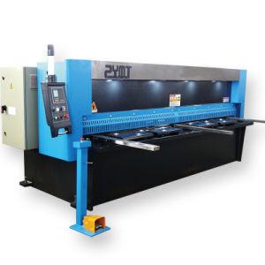 Placa hidráulica máquina de cisalhamento/máquina de corte