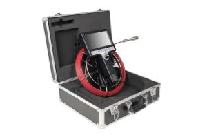 Imperméable DVR mini caméra CCTV 30m pour inspection de forage