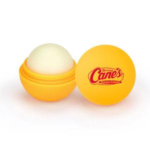Le Baume à lèvres promotionnel Balle avec couche de caoutchouc de la fabrication prix directement