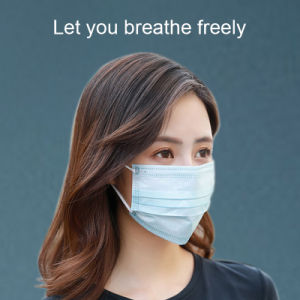 Masque/civile gros jetable masque respiratoire masque /3 plis