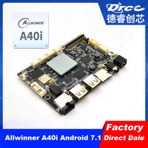 Allwinner A40I Android Publicidade Motherboard Motherboard da Máquina