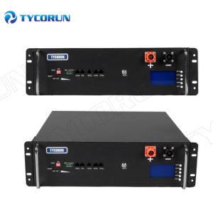 LiFePO tycorun4 baterias de armazenamento da bateria de íon de lítio 48V 50Ah 100Ah 150Ah 200Ah para sistema de armazenamento de energia