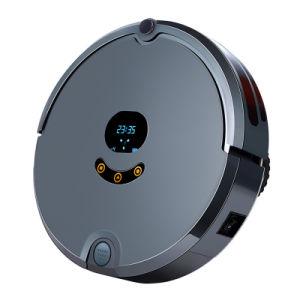 Home Appliance automatique robot-aspirateur robot intelligent Smart plancher nettoyant avec double Aspirateur Robot de brosse