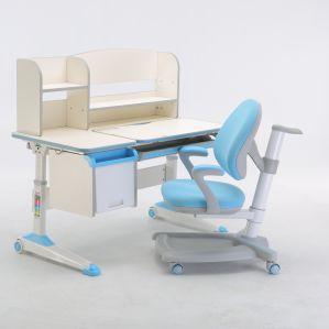 Quarto Escola de Leitura de mesa e cadeira define estudo ergonómico crianças mobiliário para os alunos a aprender