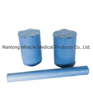 Suministros médicos del Hospital de alta calidad de rollo de gasa absorbente