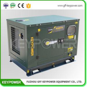 7kVA電気開始の発電機のディーゼル中国エンジン