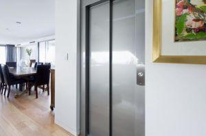 Lift In Huis : Ce keurde de woonlift van het huis van de lift van het huis van de