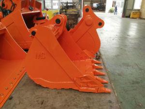 20t 1.0cmb alle brennen hydraulischen Exkavator Hochleistungswanne/MiniExcavadora Wanne mit den Zähnen ein