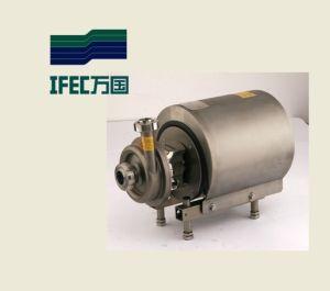Bomba Centrífuga Sanitária de aço inoxidável (IFEC-SP100001)
