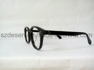 Het in het groot Goedkope Oogglas Van uitstekende kwaliteit van het Frame van de Acetaat Optische