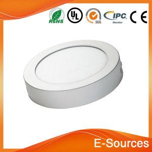 225mm la ronda de 18 W LED de montaje en superficie de la luz de techo