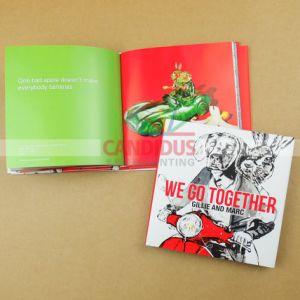 Service personnalisé d'impression offset Cheap Hardcover enfants livre livre de photographie Coffeetable Livre d'impression