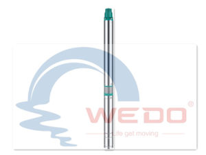 100qjd bem submersíveis de aço inoxidável com 4 polegadas da Bomba