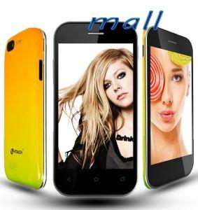 4.0 Duim Androïde 4.0 Smartphone met GPS en Camera 5.0MP (k-aanraking w656)