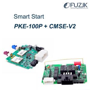 Können-Bus intelligentes Anfangs-GPS-aufspürenverfolger-passiver Keyless Eintrag-Stoß u. Fernstart-System