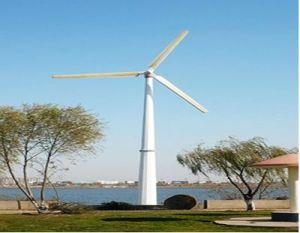 20квт горизонтальной оси (HAWT ветровой турбины от 100 W до 20 квт)