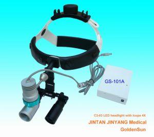 外科歯科装置の医学のポータブルLEDの拡大のヘッドライト