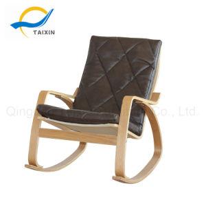 Txrc-04 el tejido de algodón o de PU comodidad mecedora