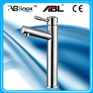 ステンレス鋼の洗面器のコック、ステンレス鋼のコック(AB006)