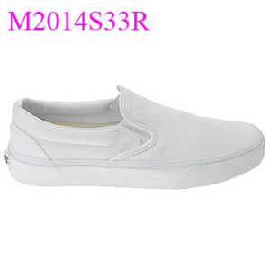 Classic Casual Slip de Blt Men em Skate Style Shoes