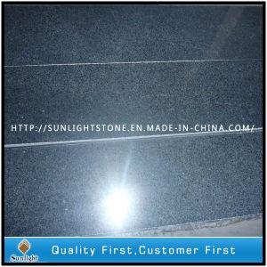 自然なインパラの床タイル、平板のための灰色G654花こう岩の石